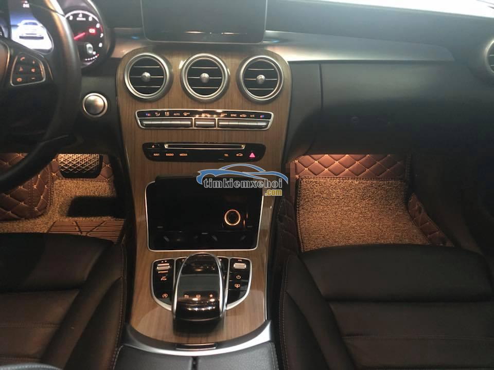 Xe Cũ Mercedes-Benz C 250 Exclusive 2015