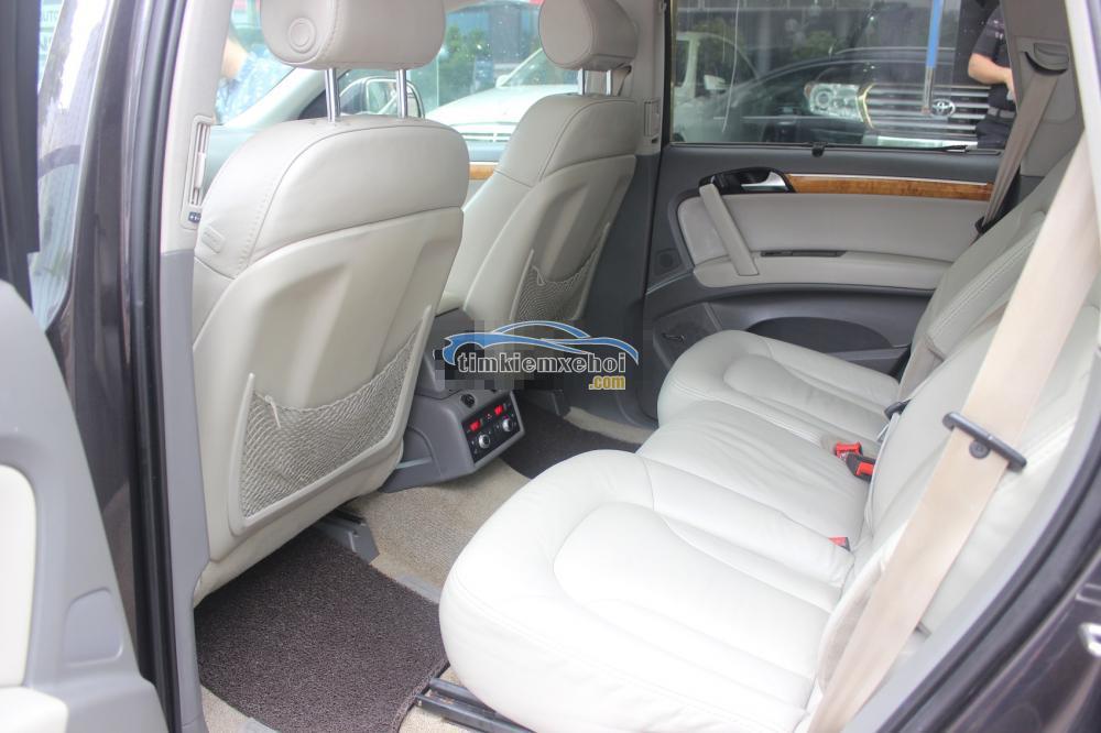 Xe Cũ Audi Q7 4.2 2007