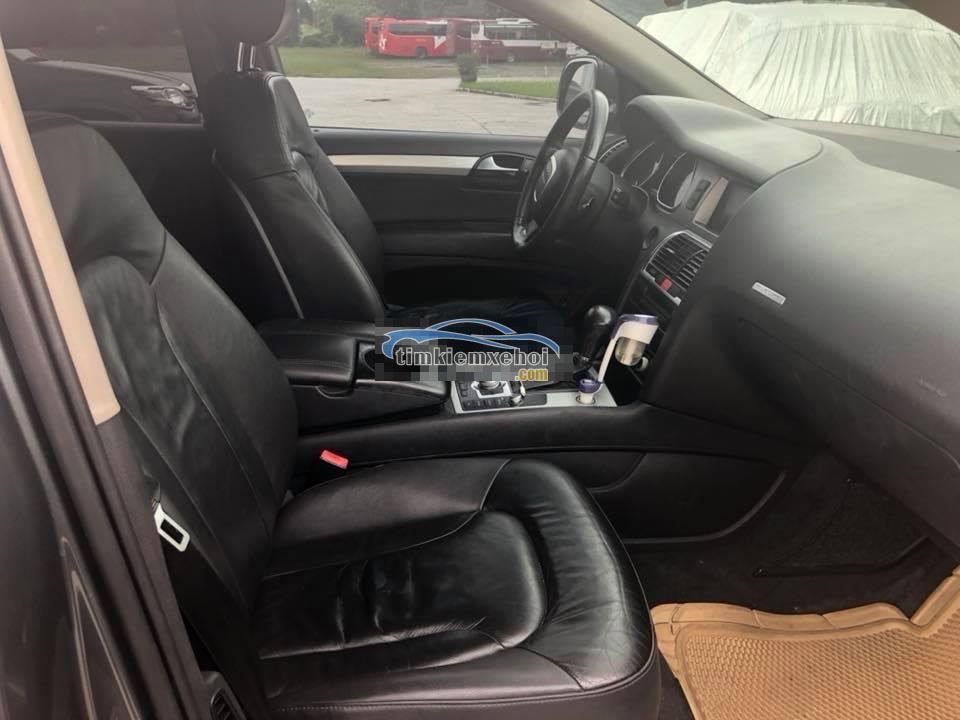 Xe Cũ Audi Q7 3.6 2007