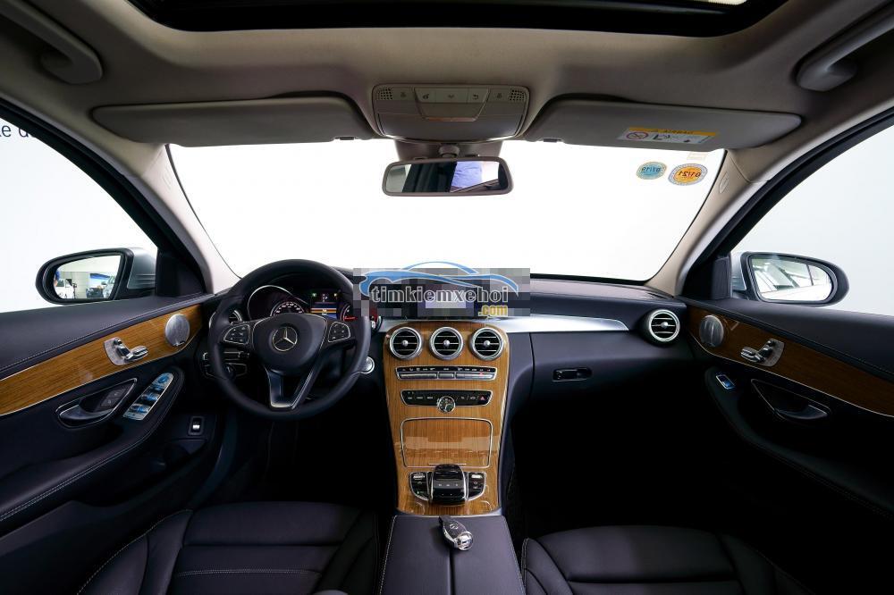 Xe Cũ Mercedes-Benz C 250 Exclusive 2017