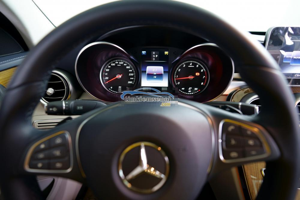Xe Mới Mercedes-Benz C 250 Exclusive 2017