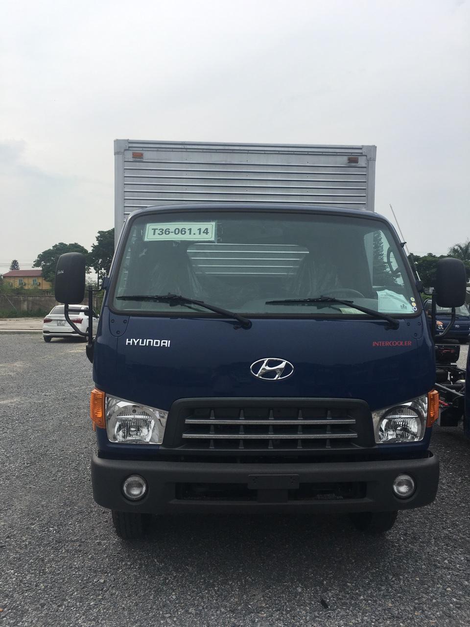 Bán xe Hyundai Mighty 2017 8T