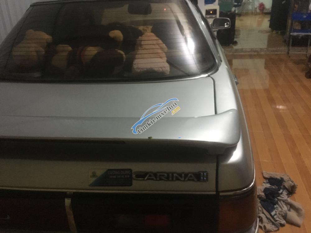 Cần bán xe Toyota Caldina 1S năm sản xuất 1989, màu bạc, nhập khẩu