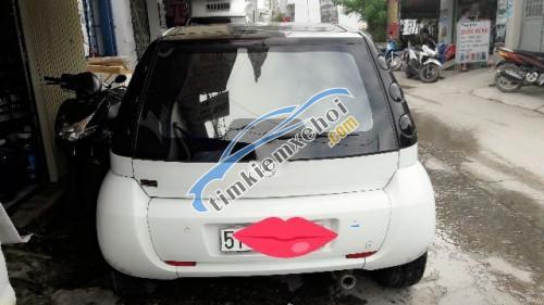 Bán ô tô Smart Forfour 1.5 AT đời 2004, màu trắng, xe nhập