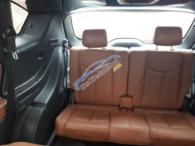 Cần bán Luxgen 7 SUV năm 2011, màu đen, giá 630tr