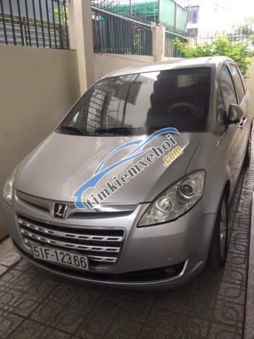 Cần bán xe Luxgen 7 SUV sản xuất năm 2010, màu bạc, xe nhập