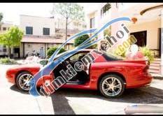 Cần bán xe Pontiac Firebird năm sản xuất 1995, màu đỏ, xe nhập số sàn