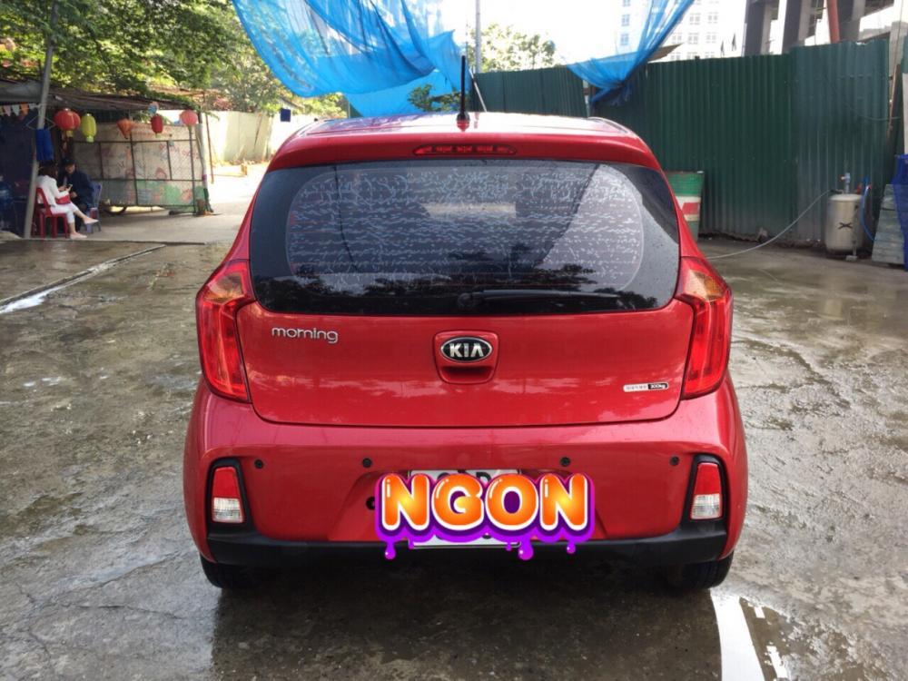 Bán Kia Morning Van 2015, xe đẹp nguyên bản