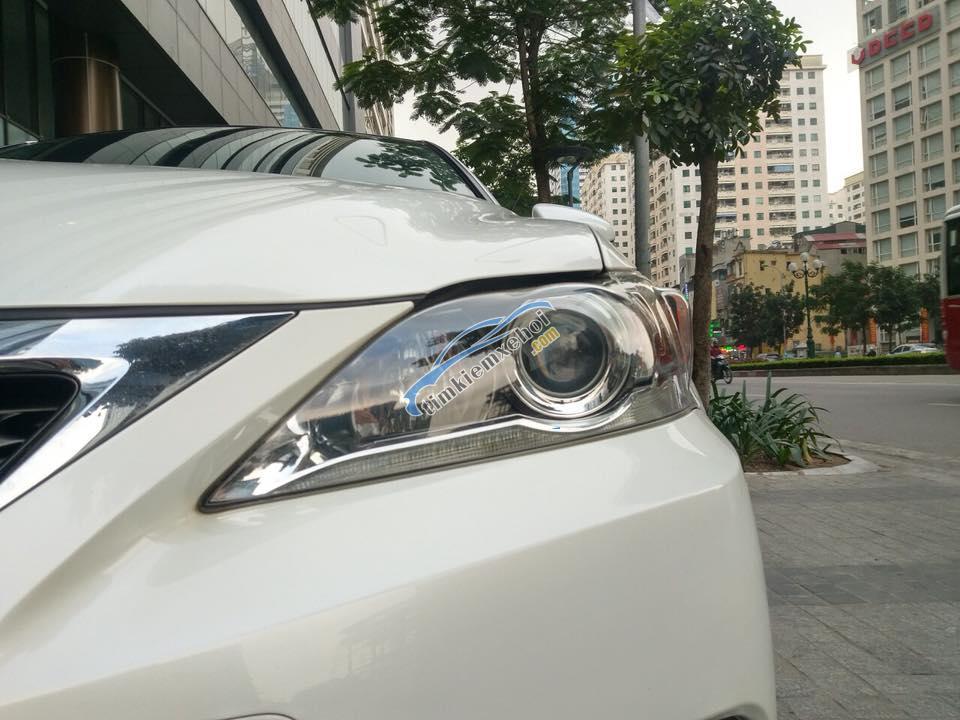 Bán Lexus CT 200H đời 2011, màu trắng, xe nhập