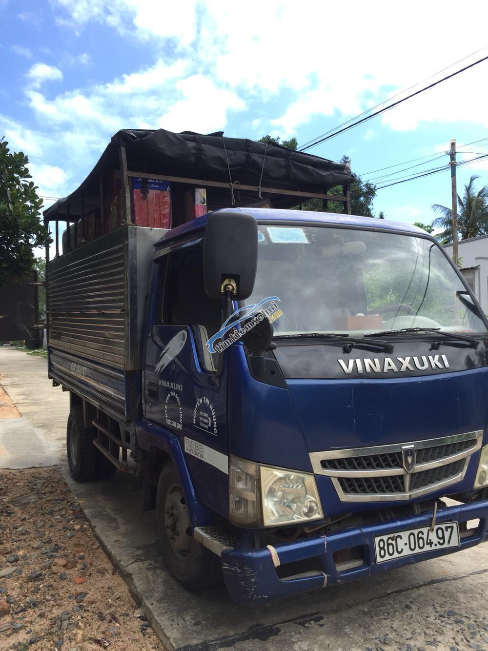 Cần bán xe Vinaxuki 1490T năm 2007 màu Xanh lam, 47 Triệu