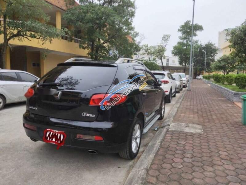 Bán Luxgen 7 SUV 2011, màu đen, nhập khẩu