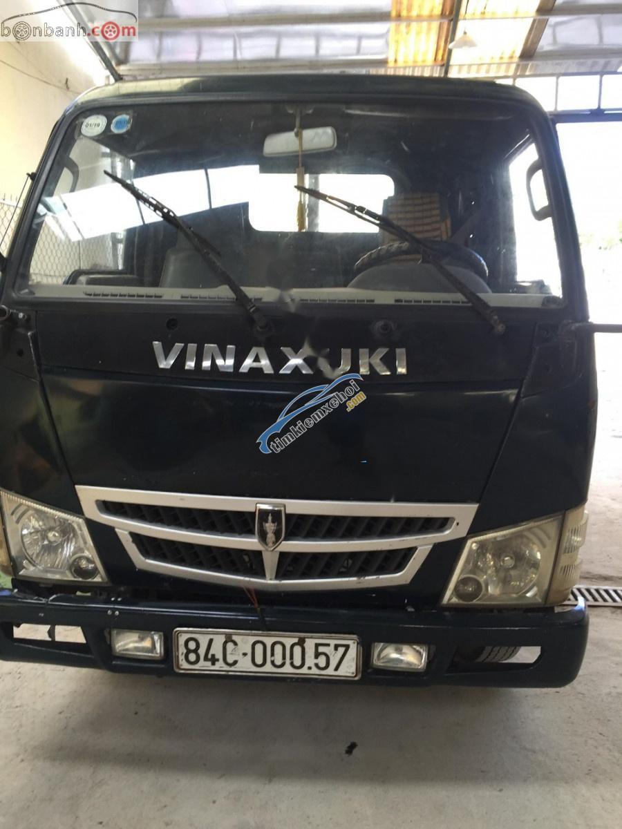 Bán xe tải Vinaxuki 1.5T 2007, màu xanh, sx năm 2007