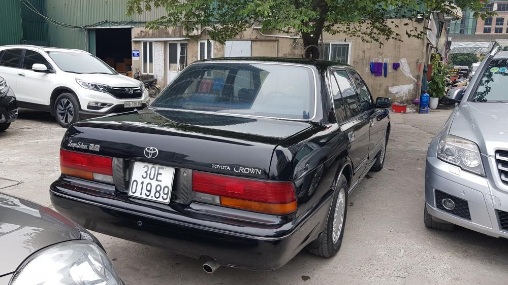 Xe Toyota Crown  1995