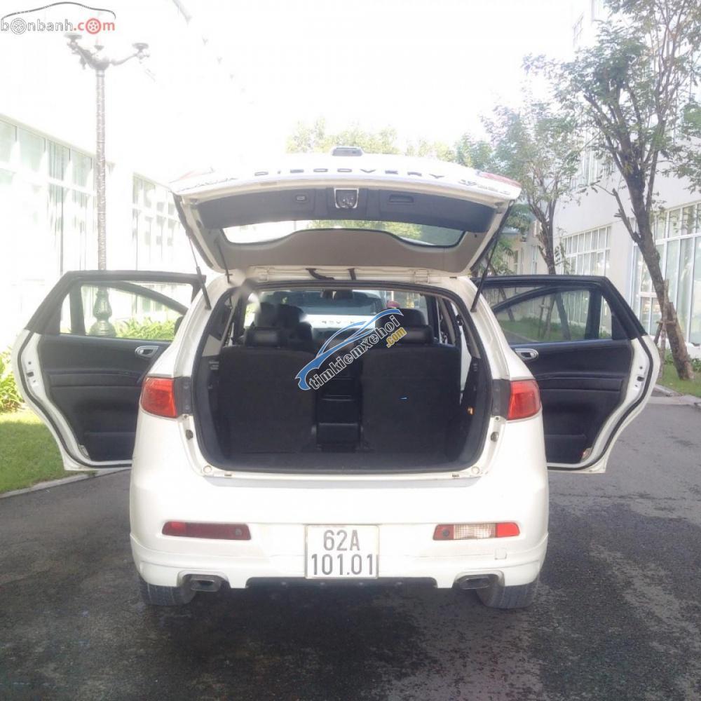 Bán Luxgen 7 SUV đời 2013, màu trắng, xe nhập, giá chỉ 470 triệu