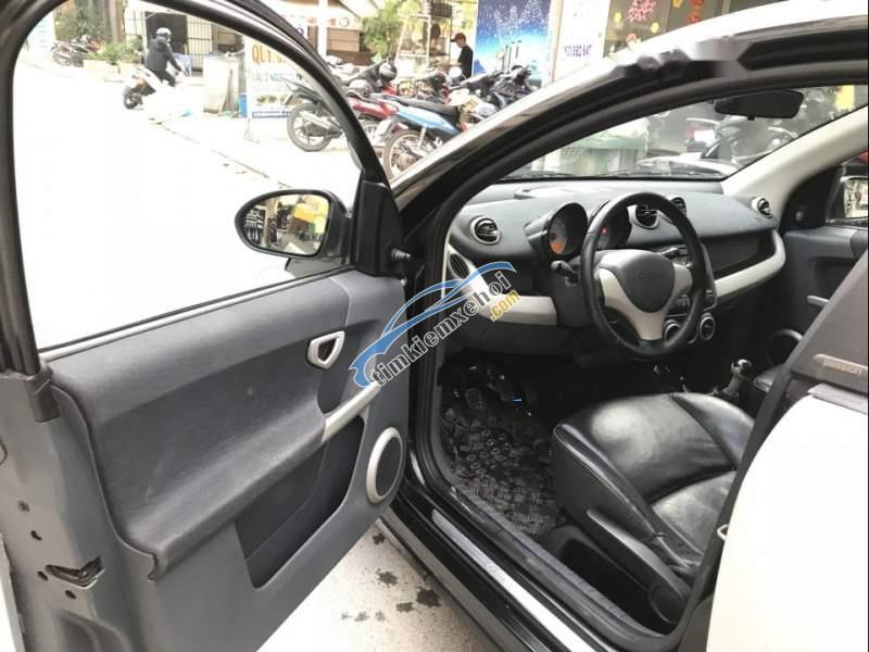 Bán ô tô Smart Forfour 1.3 đời 2004, màu bạc, nhập khẩu Đức