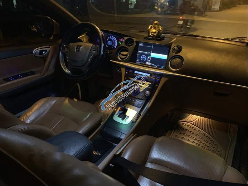 Cần bán xe Luxgen 7 SUV 2013, màu trắng, nhập khẩu nguyên chiếc