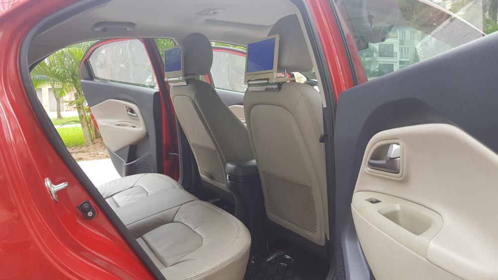 Bán ô tô Kia Rio 1.4AT đời 2015, màu đỏ, xe nhập, số tự động, 492 triệu