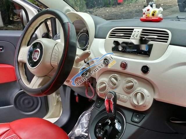 Cần bán xe Fiat 500 Sx 2009, Đk 2011