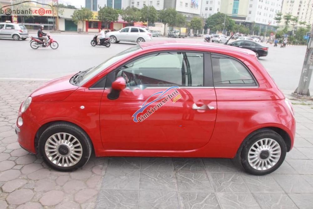 Bán xe Fiat 500 như mới, Sx 2009, Đk 2011