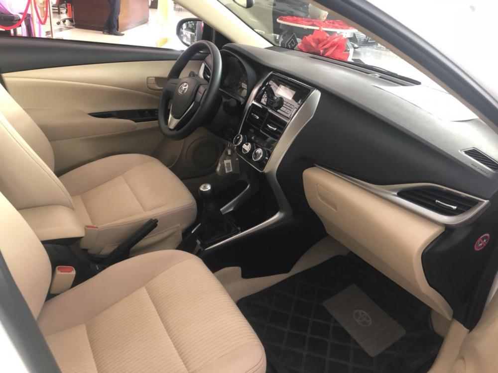 Bán Toyota Vios 1.5E MT 2019 - giá tốt
