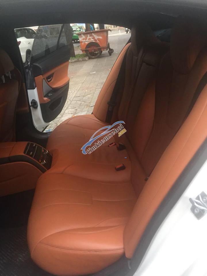 Cần bán BMW M6 Gran Coupe 4.4L V8(560Hp) - trắng, nội thất cam/đen