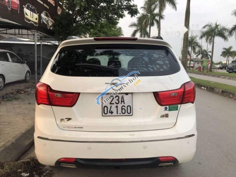 Bán Haima S7 sản xuất 2017, màu trắng, nhập khẩu, giá tốt