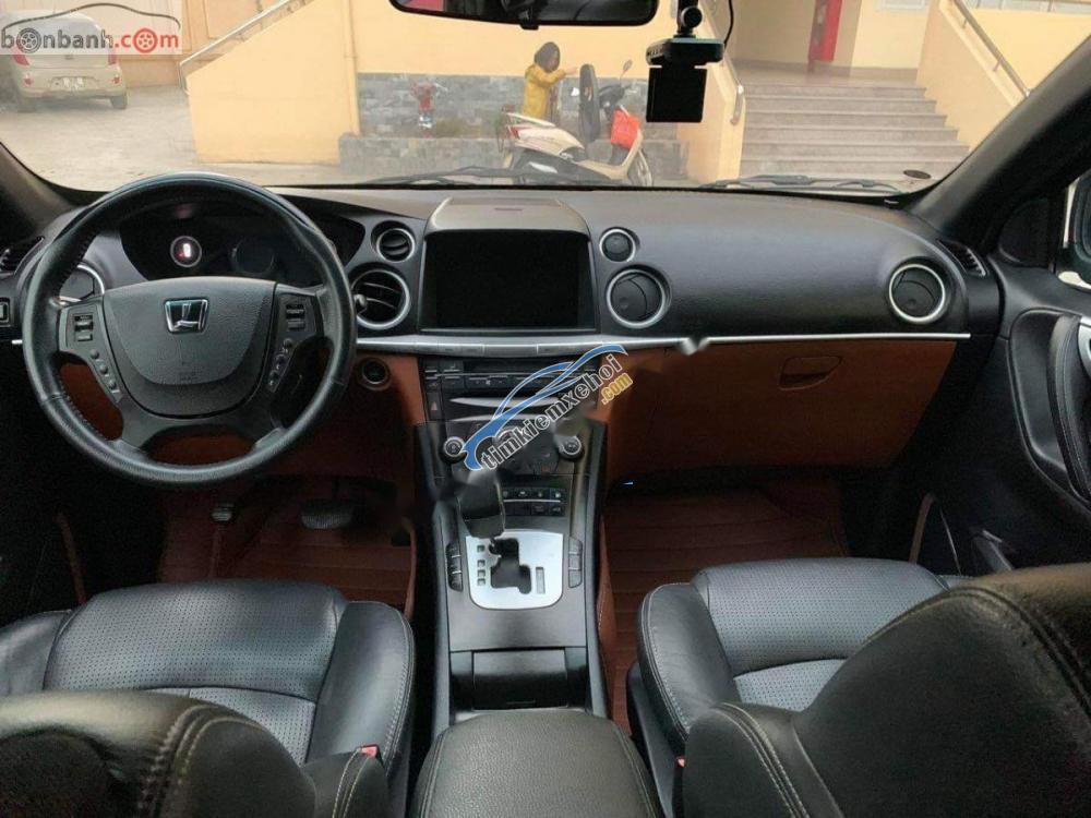 Bán xe Luxgen M7 2.2 T đời 2010, màu đen, nhập khẩu