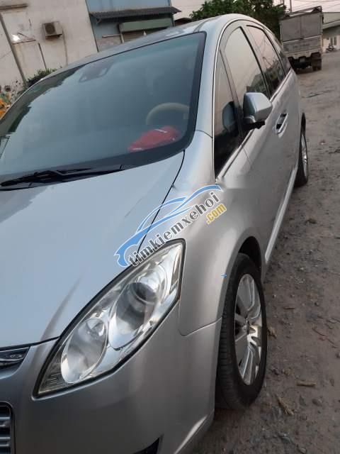 Bán ô tô Luxgen M7 2.2T sản xuất năm 2010, màu bạc, nhập khẩu