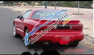 Cần bán xe Pontiac Firebird 1995, màu đỏ, nhập khẩu nguyên chiếc