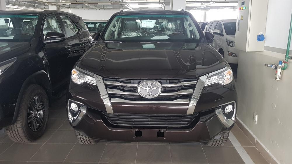 Toyota Fortuner G 2019, tặng phụ kiện