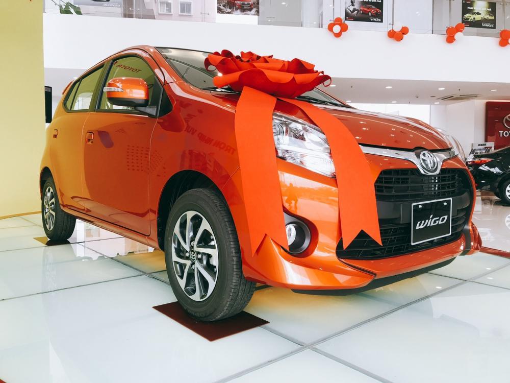 Cần bán Toyota Wigo 2019, khuyến mãi khủng