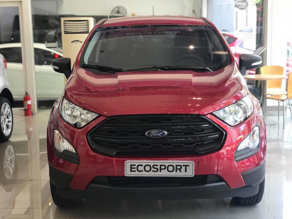 Siêu  khuyến mãi cùng Ford EcoSport 1.5L Titanium giá thấp nhất quả đất.
