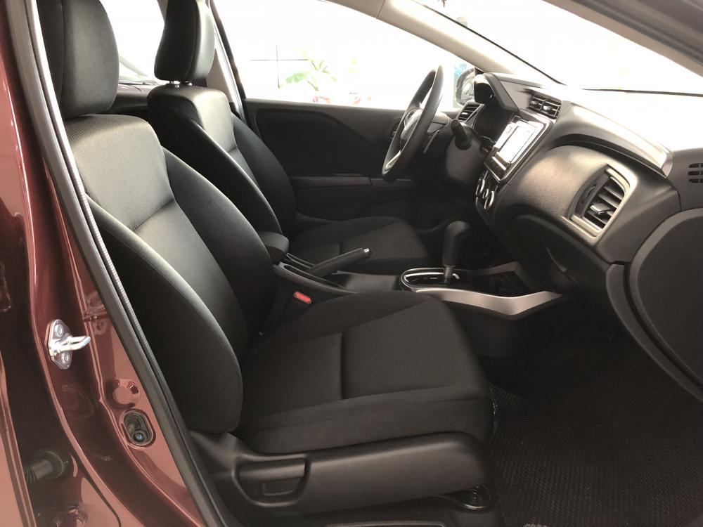 Bán ô tô Honda City năm sản xuất 2019, màu trắng, tinh tế, dẫn lối đam mê