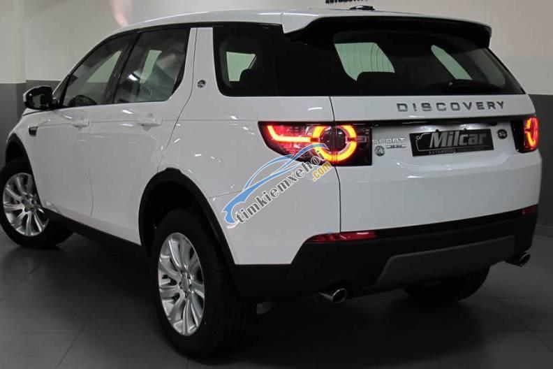0932222253 bán Landrover xe Discovery Sport SE- HSE -2018 trắng, đỏ, đen - 7 chỗ - Khuyến mãi 200 triệu