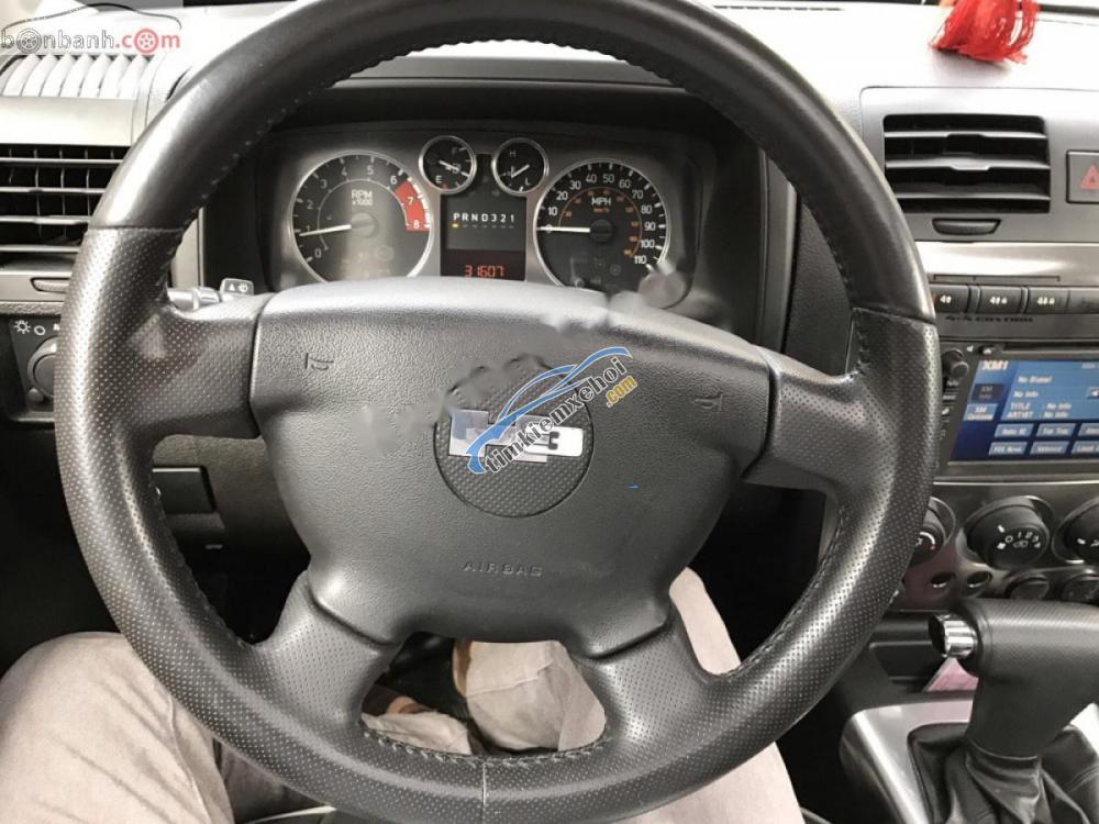 Bán Hummer H3 X 3.7 AT năm sản xuất 2008, màu đen, xe nhập