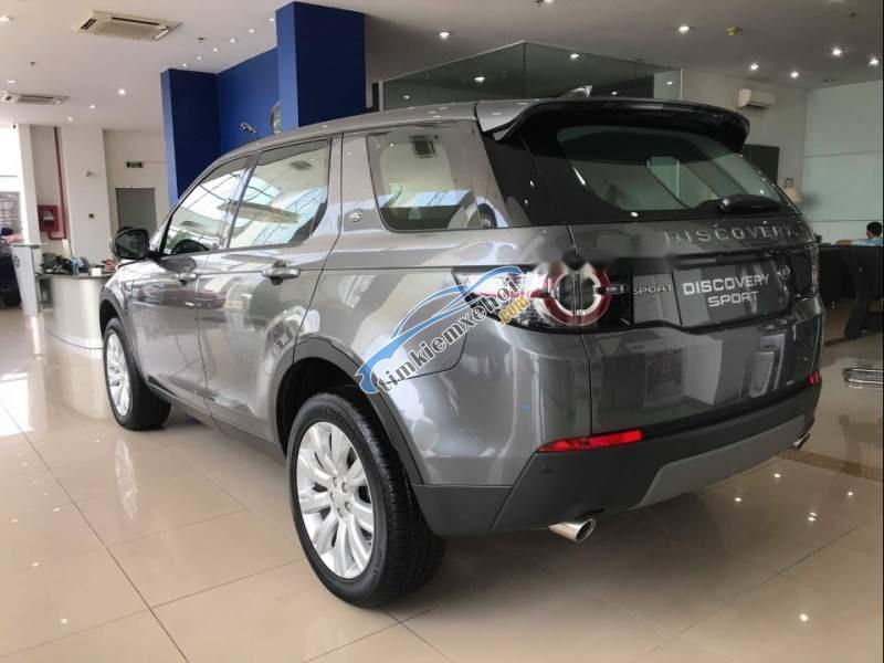 Cần bán LandRover Discovery Sport SE 2018, màu xám