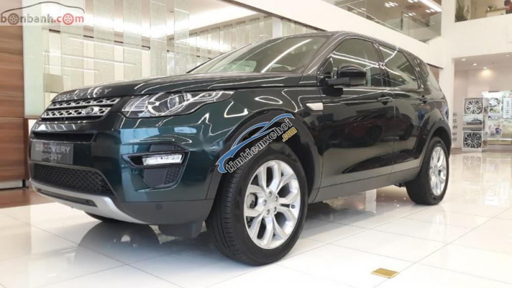 Bán Landrover Discovery Sport HSE 2.0 240 PS, mới 100%