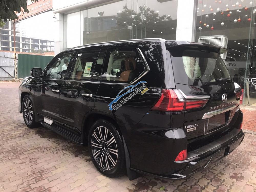 Bán Lexus LX570 Super Sport Autobiography MBS Edition 2019, bản 04 chỗ, xe giao ngay