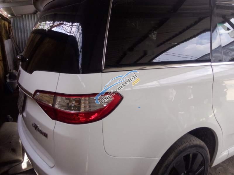 Bán Luxgen M7 2011, màu trắng, nhập khẩu