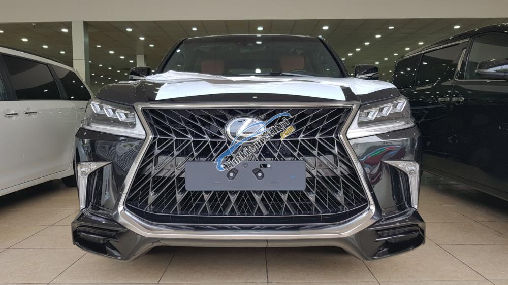 Bán Lexus LX570 SuperSport Autobiography MBS model 2019