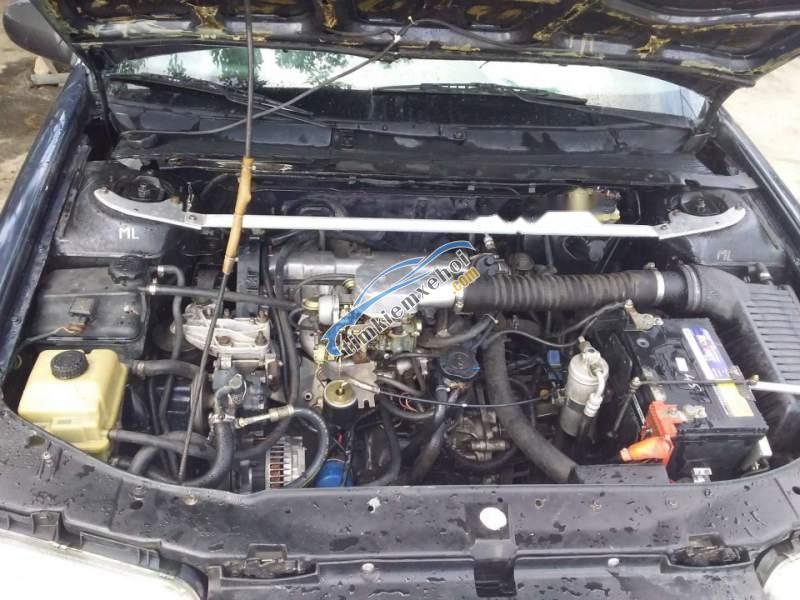 Cần bán xe Peugeot 605 đời 1993, màu xanh lam, nhập khẩu nguyên chiếc