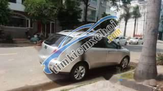 Bán Luxgen 7 SUV đời 2012, màu bạc, nhập khẩu