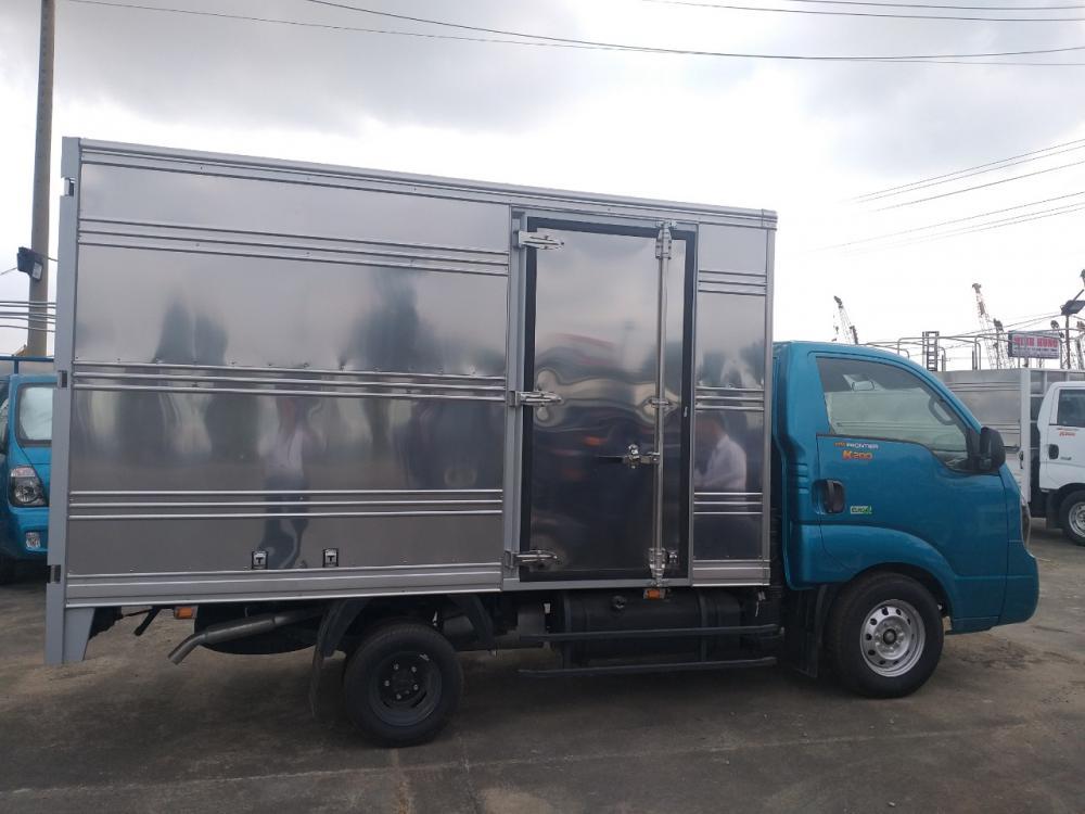 Xe tải Thaco Kia K200 thùng kín 1,9T hỗ trợ trả góp 2019