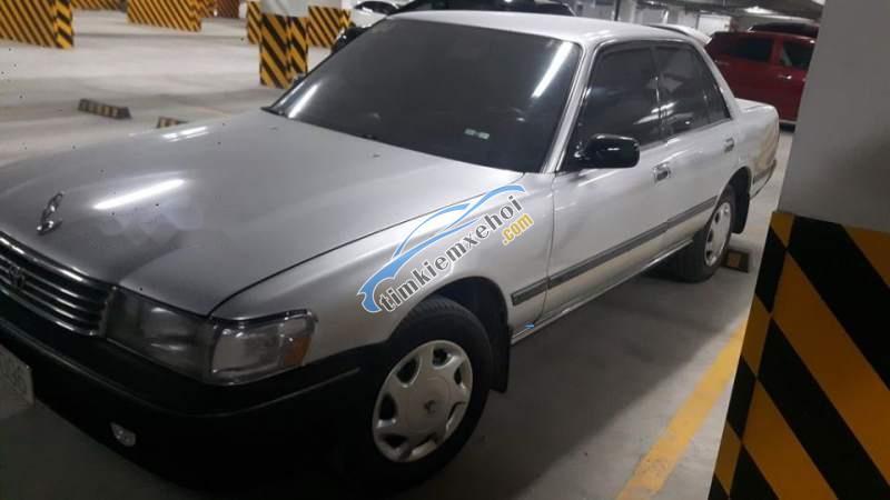 Bán xe Toyota Cressida sản xuất 1992, màu bạc, xe nhập chính chủ