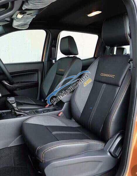 Bán Ford Ranger Wildtrak 2.0 4x2 và 4x4 đời 2019, màu trắng, nhập khẩu nguyên chiếc