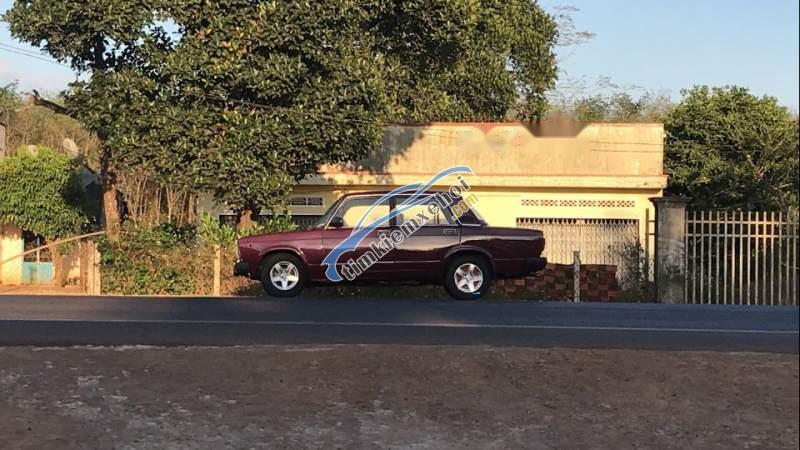 Cần bán lại xe Lada 2107 sản xuất 1989, xe mới sơn đẹp