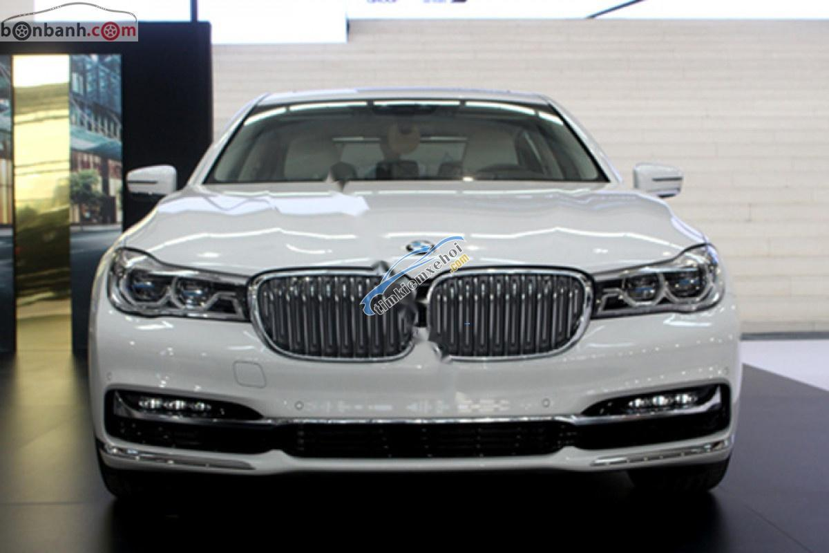 Bán BMW 7 Series 750Li đời 2019, màu trắng, nhập khẩu
