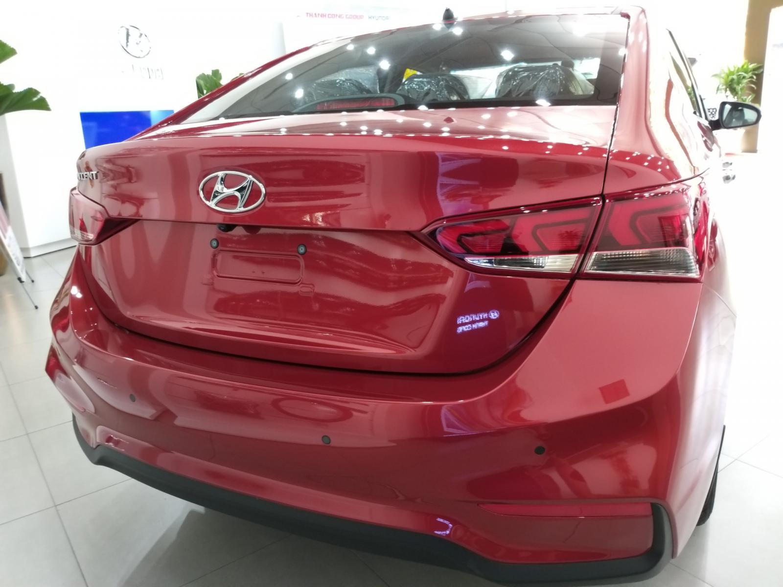 Bán xe Hyundai Accent AT 2019 thường giá tốt tại Hyundai An Phú