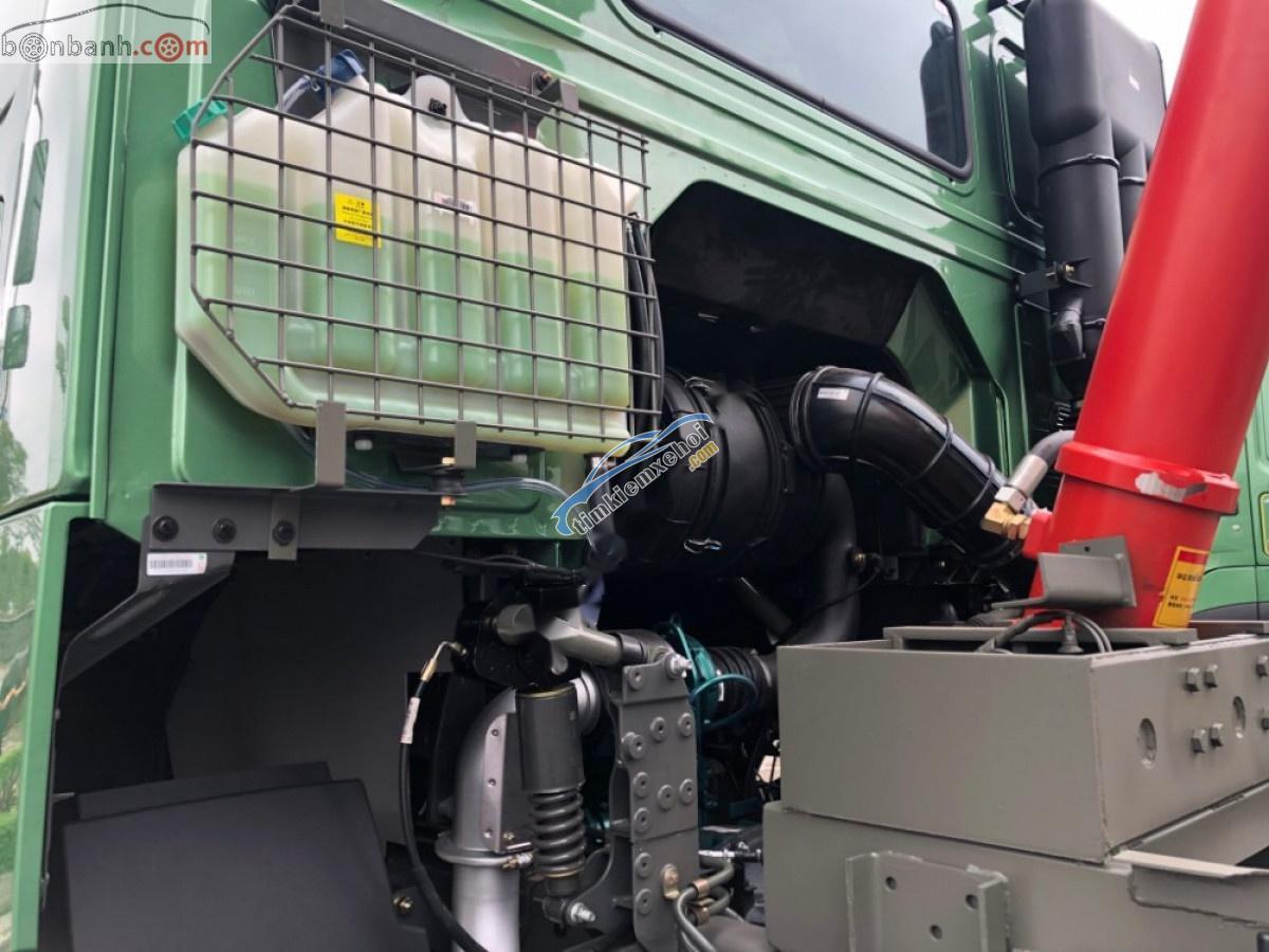 Bán xe tải nặng Howo 2019, thùng 14 khối 16 tấn