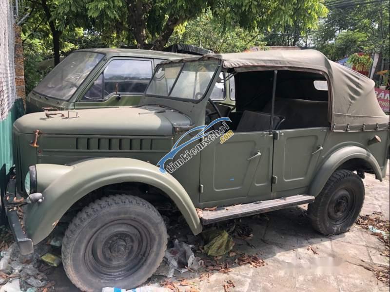 Bán xe Gaz 69 đời 1954, xe nhập chính chủ, 180tr